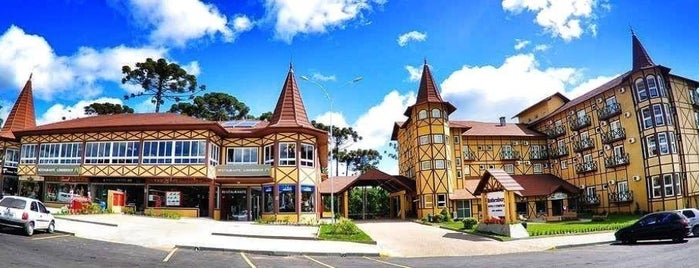 Rothenburg Hotel is one of Gramado e NP.