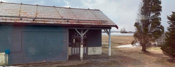 Kita-Ichiyan Station is one of JR 홋카이도역 (JR 北海道地方の駅).