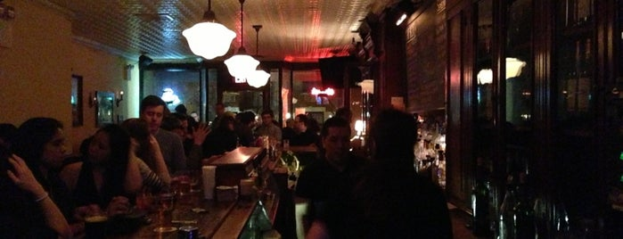 11th Street Bar is one of EV/LES places to go.