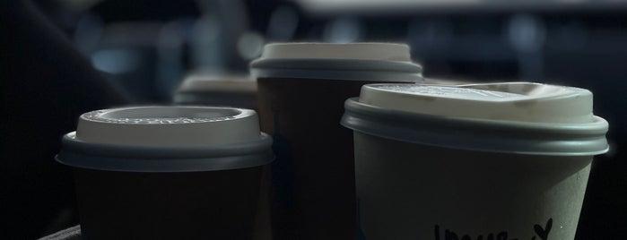 Blue Bottle Coffee is one of Los Angeles '21.