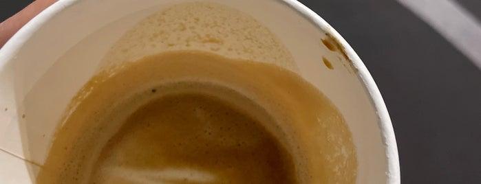 Moongoat Coffee is one of Orange County.