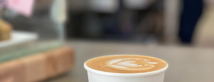 Sharp Specialty Coffee is one of Los Angeles cafes.