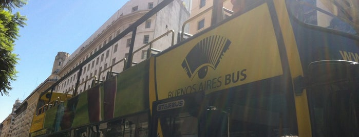 Buenos Aires Bus is one of To edit.