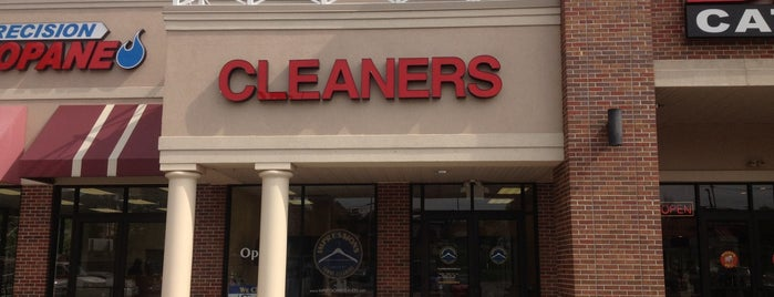Impressions Towne Cleaners is one of My places.