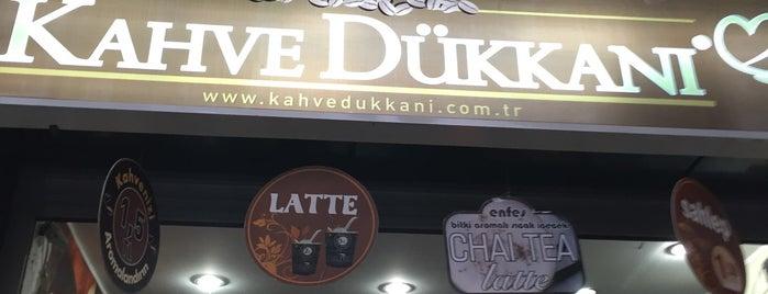 Kahve Dükkanı is one of Locais curtidos por Izeddin.