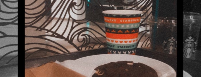 Starbucks is one of Favori Yerler.