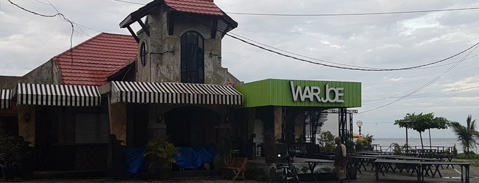 Waroeng Ijoe is one of My Favorite Places.
