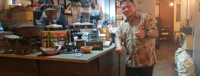 Kuppie Coffee is one of Jakarta Pusat.