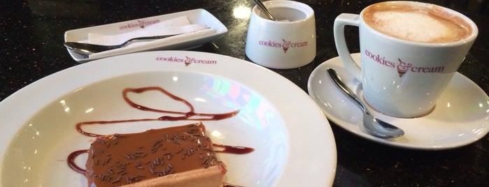 Cookies & Cream is one of Lieux sauvegardés par Orestis.