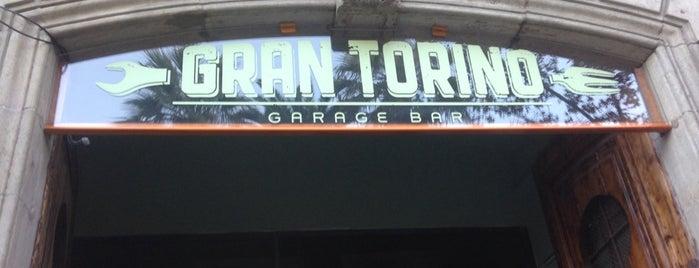 Gran Torino Garage Bar is one of Spain.