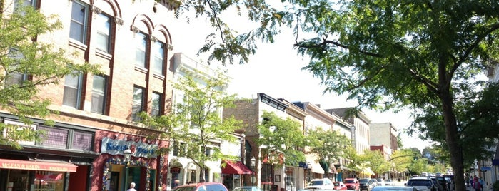 Downtown Petoskey is one of Petoskey.