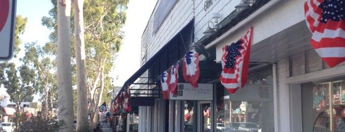 Marine Avenue Shops is one of Orange County.