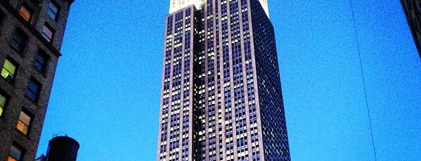 Empire State Building is one of #myhints4NewYorkCity.