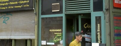 Kuishimbo is one of To eat in Vienna.