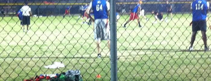 Krieg Field Softball Complex is one of Austin.