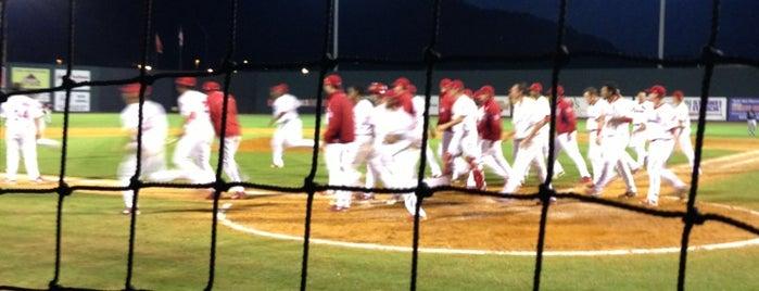 TVA Credit Union Ballpark is one of Minor League Ballparks.