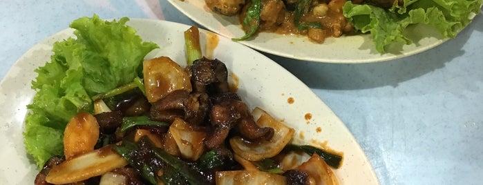 Eye Seafood is one of @Kota Bharu,Kelantan #4.