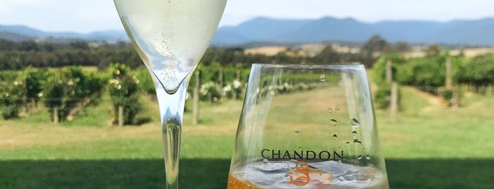 Domaine Chandon is one of Eat, Drink Melbourne.