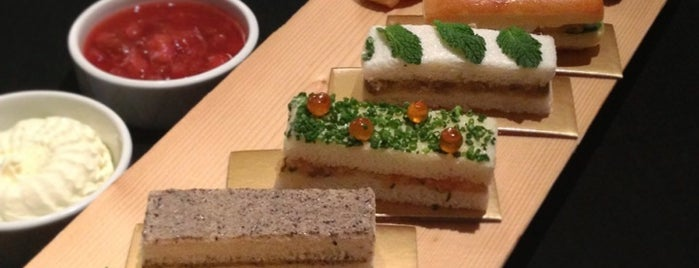 Le Salon de Thé de Joël Robuchon is one of Eats: Hong Kong (香港美食).