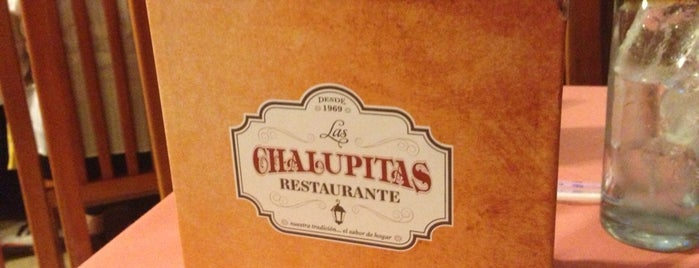 Las Chalupitas is one of Visitados.