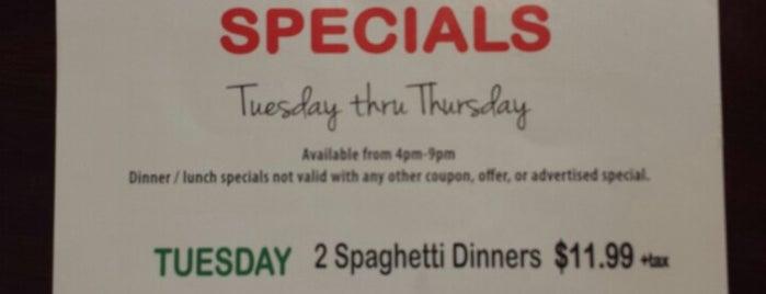 My Mama's Pizza And Pasta is one of สถานที่ที่ Bryan ถูกใจ.