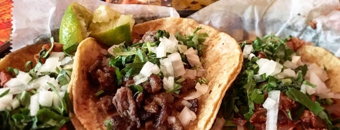 Taqueria Los Barrilitos is one of Thrillist Chicago Taco Bucket List.