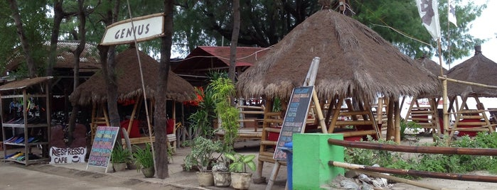 Dream Village is one of best place in Lombok.