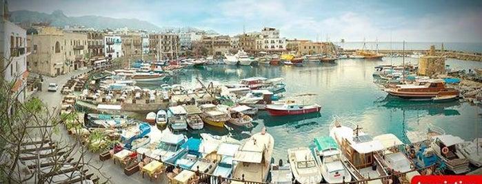 Girne Eski Liman is one of Uğur'un Kaydettiği Mekanlar.