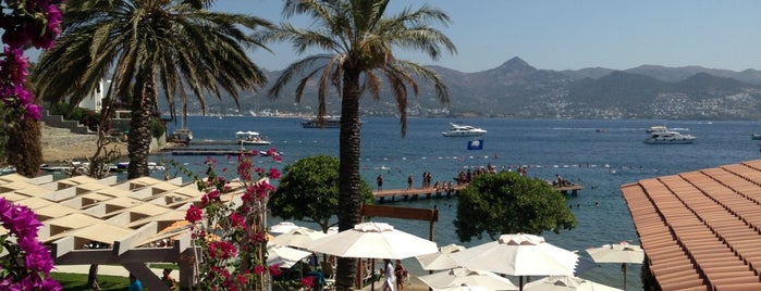 Xuma Beach is one of Bodrum - List -.