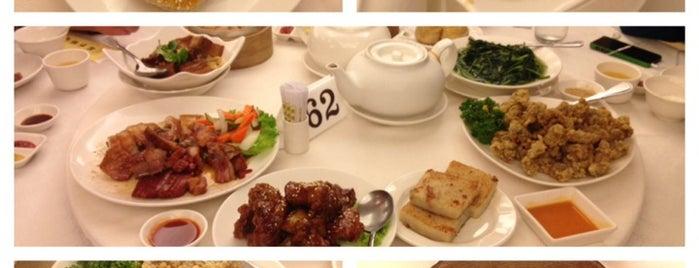 朝桂港式飲茶 is one of Teriさんの保存済みスポット.