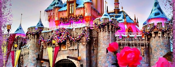 Fantasyland is one of Places I Need To Visit Or Go Back To.