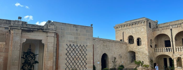 Fort St Angelo is one of Malta.