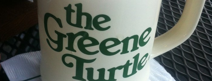 The Greene Turtle is one of CeCe's Places.