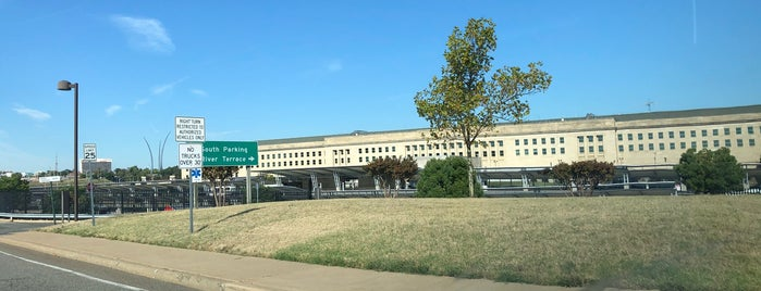 Pentagon Centre is one of Washington D C.