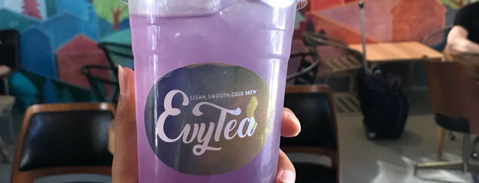 Evy Tea is one of Coffee Shops.