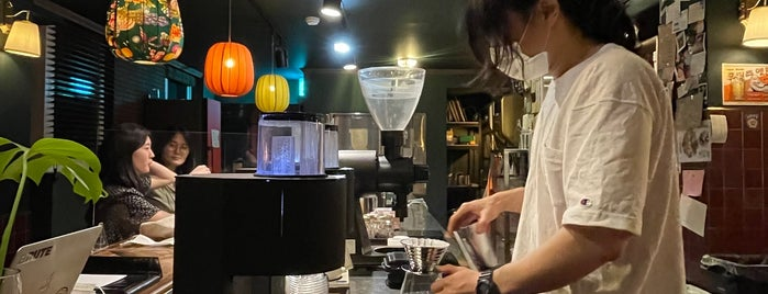 Fritz Coffee Company is one of Cafe.