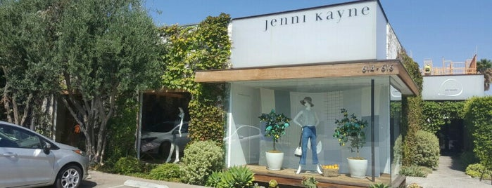 Jenni Kayne Studio is one of LA.