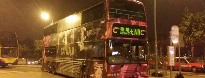 Citybus: Bus N11 is one of Shank 님이 좋아한 장소.
