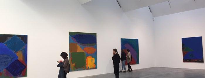 Newport Street Gallery is one of London.