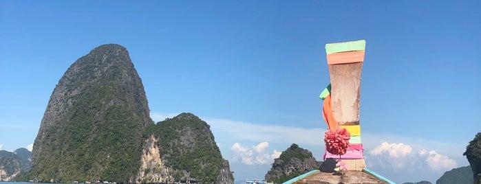 Phang Nga Bay is one of Trips / Thailand.
