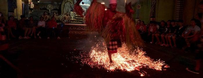 Kecak Trance Fire Dance is one of Bali.