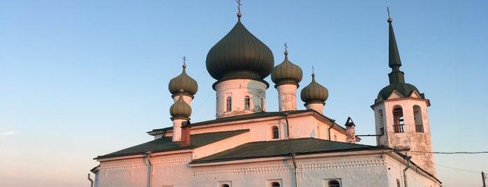 Храм Параскевы Пятницы is one of +.