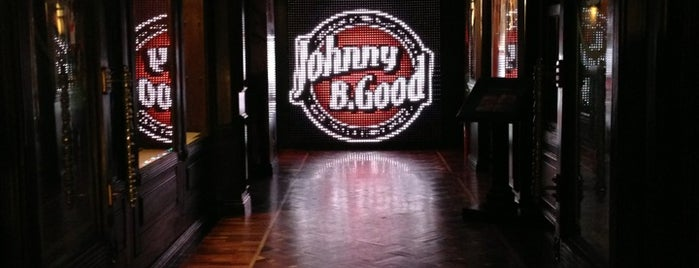 Johnny B. Good is one of Lieux qui ont plu à Olavo.