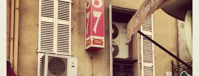 Le 7 Club Cabaret is one of Posti salvati di Gabriela.