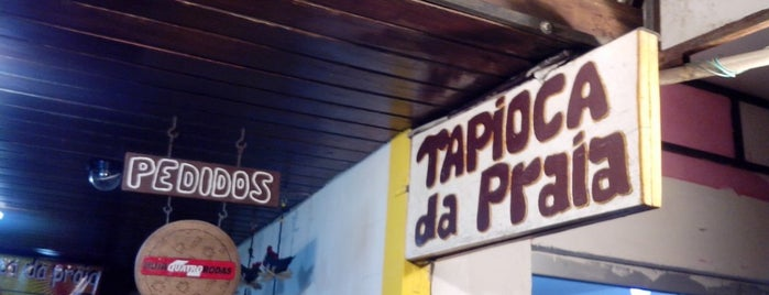 Tapioca da Praia is one of Porto de Galinhas.