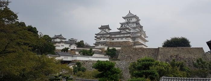 Himeji Castle is one of Orte, die Fernando gefallen.