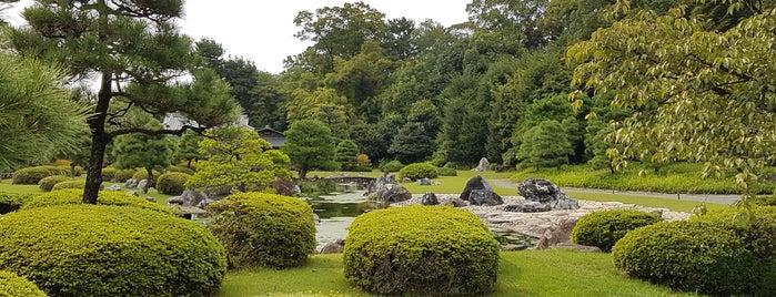 Nijo-jo Castle is one of Orte, die Fernando gefallen.
