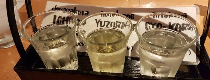 酒の大桝 雷門店 is one of Orte, die Fernando gefallen.