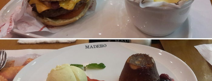 Madero Steak House is one of Posti che sono piaciuti a Fernando.