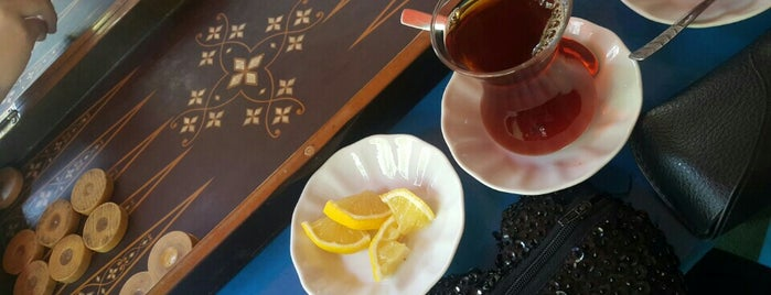 Cafemiz is one of H'ın Beğendiği Mekanlar.